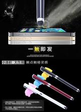 wholesale stylus aluminum metal pencil capacitive touch screen pen for ipad