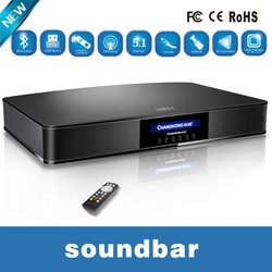 Mini System Special Feature and No Player Player Type 2.1 bluetooth speakers soundbase / soundbar with built in subwoofer