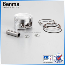 high structure piston rings WAVE125 height 38.8mm standard size for Italian market
