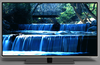Hot in Canton Fair! New design 32/42/55 inch E-LED TV, Super Slim smart LED TV