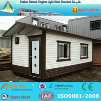 solar system for villa cheap modern prefab villa