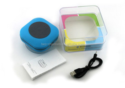 2015 hot new portable waterproof bluetooth speaker