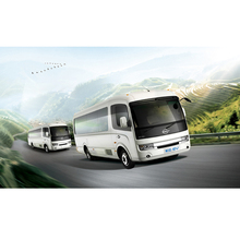 New Energy Electric Cars : Mini Bus / Minibus / Passenger Van Bus for Sale with More than 15 Passenger Seats, Made in China