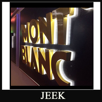 Cheapest best selling building led sign