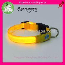 100% quality dog collar/dog stores led pet collar