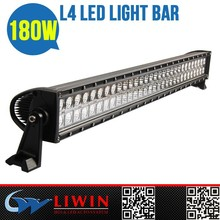 LW hot sale 180w 10-30v liwin led light bar for used cars auction in japan