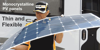 100W sun power mono solar panel in China with full certificate