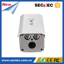 cctv manufacturer SECTEC low price cctv box power supply camera