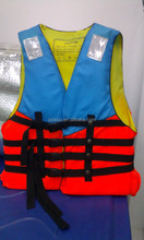 Foam material Marine SOLAS approved Life Jacket for ships