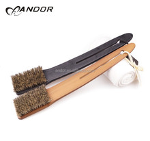 new design factory directly sale soft back body brush