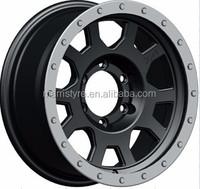 2015 new design 16x8.0 inch aluminum alloy wheel rims