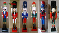 "2015 New 72"" Nutcracker Wooden Nutcracker ,Giant Wooden Nutcracker"