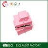 Personalized Custom cardboard paper storage box
