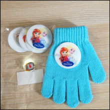 Fashion LED gloves for kids