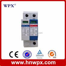 Lightning protection 275V, 320V, 20kA, 40kA Spark Arrestor with remote control function