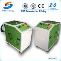 Green energy hho gas generator/brown gas equipment