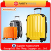 Biggest Factory Fashion Colors Suitcase abs pcTrolley Travel Luggage