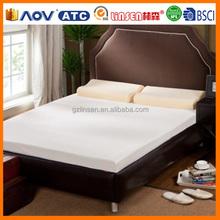 2014 Linsen new product travel memory foam mattress