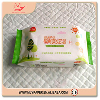 OEM ODM Wholesale Baby Wipes 100% High Quality Supplier Baby Care Products