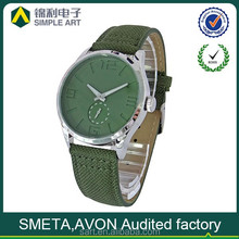 Avon Audit Factory Japan Movt Nylon Strap China Made Watches