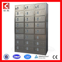 Stainless file cabinet 2 drawer hospital storage cabinet cd dvd storage cabinet
