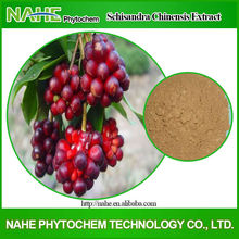 Chinese plant Depression care herbs Schizandra Berries Extract Powder