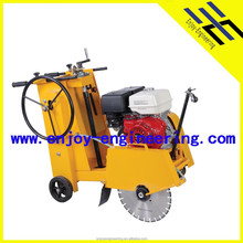 GQR400 walk behind road cutter saw with water tank