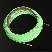 Wholesale Double color weight forward floating with sinking tip fly fishing line