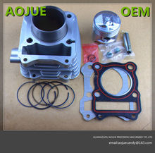4 stroke CDI starter motorcycle 125cc engine cylinder kits