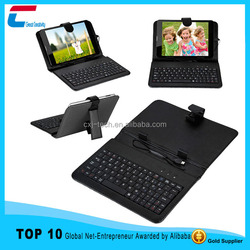 OEM bluetooth PC keyboard case for ipad, new arrival product for ipad bluetooth keyboard case
