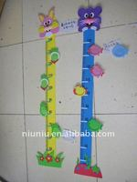 EVA foam animal Baby Ruler for chirldren