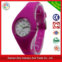 R0713 ZERY hot sale gifts intimes watch, silicone strap intimes watch
