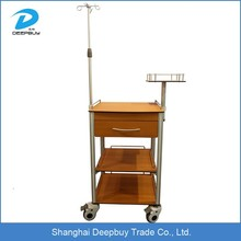 Hospital injection trolley for nurse
