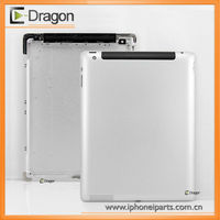 Original for iPad 4 Back Housing with Logo (Cellular 4G LTE Version)