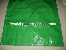 weather & crack resistant flex p.e. tarpaulin cover
