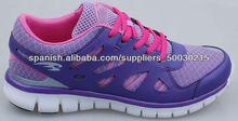 2013 nuevo estilo de las mujeres y los hombres de los zapatos corrientes
