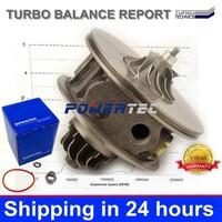 garrett 708837 708837-0001 for mercedesbenz parts smart fortwo turbo turbocharger cartridge chra core
