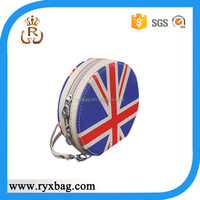 Wholesale round CD bag,cheap DVD VCD Case