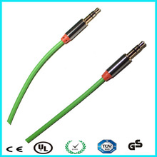 Low price high transfer 3.5mm audio extend cable with cheap price