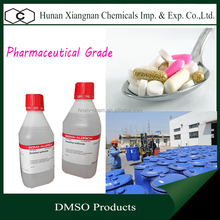 Factory Organic sulfide compound colorless can be widely used as solvent and reaction reagent Pharmaceutical grade DMSO price