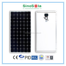 Customized 360 watt solar panel, 2*180watt solar panel, 3*120watt solar panel