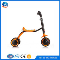 2014 new hot sale best christmas gifts products scooter for children/three wheel foot scooter/kids scooter