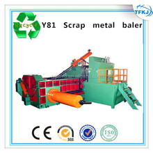 Y81-4000 aluminum baler scrap copper wrapping machine (High Quality)