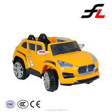 Top quality hot sale cheap price made in china kids battery car ride on car with rc