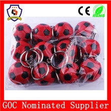 Football player metal keychain for sports gift /wholesale souvenir Basketball(HH-key chain-946)