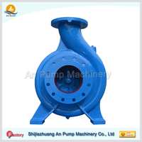 Gold mining water centrifugal pump machine for sale