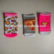 bebé del tubo caliente calcetín de bebé calcetines con una encantadora chirismas día de espesor de bebé calcetines