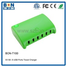 Hot selling universal mobile phone multi adapter travel adapter
