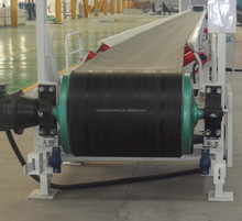 2015 Transporting industrial used belt conveyor system in China direct manufacturer
