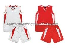 kids basketball clothing maroon
